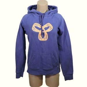 Aritzia TNA pullover lavender hoodie size Medium